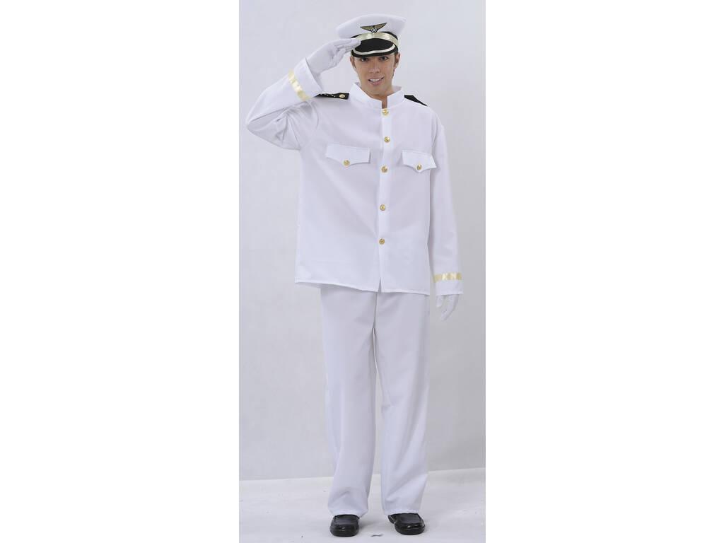 déguisement capitain de bateau homme Taille XL
