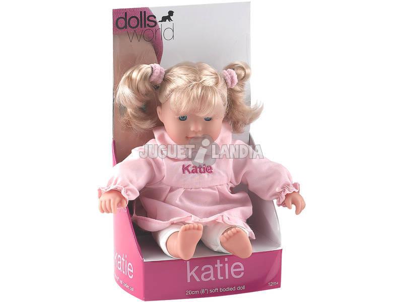 Muñeca Katie 20 cm.