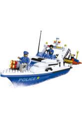 Barco Policia 350 Bloques