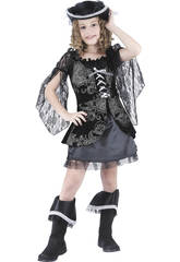 Déguisement Pirate Fille Taille S