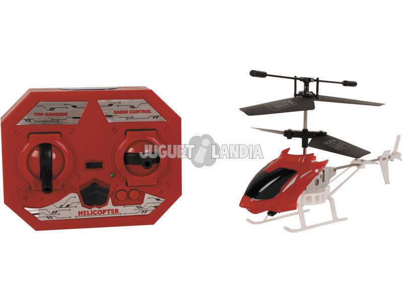 Helicoptero Infrarojos 19 cm. 2 Canales