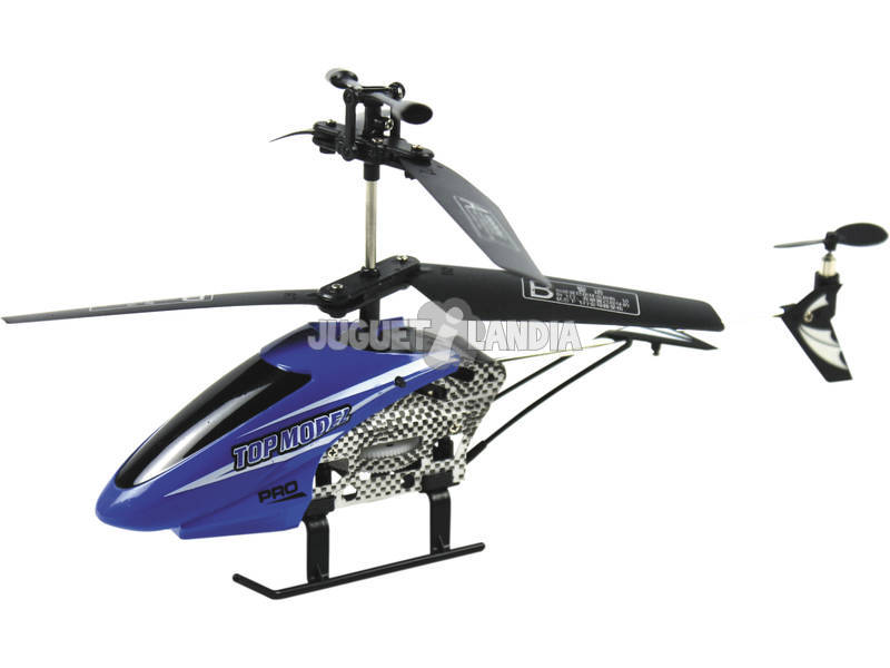 Helicoptero Infravermelhos 19 cm 3.5 Canais Giroscópio