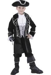 Déguisement de capitaine pirate pour garçon taille L