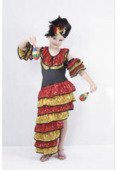 Costume Ballerina di Rumba Bimba M
