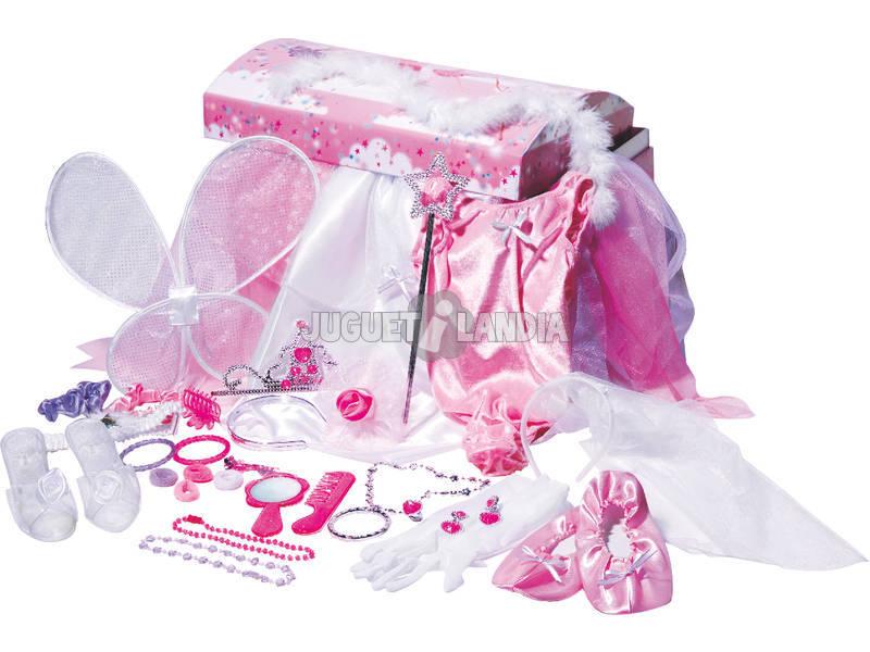 Cofre Princesas con 37 accesorios