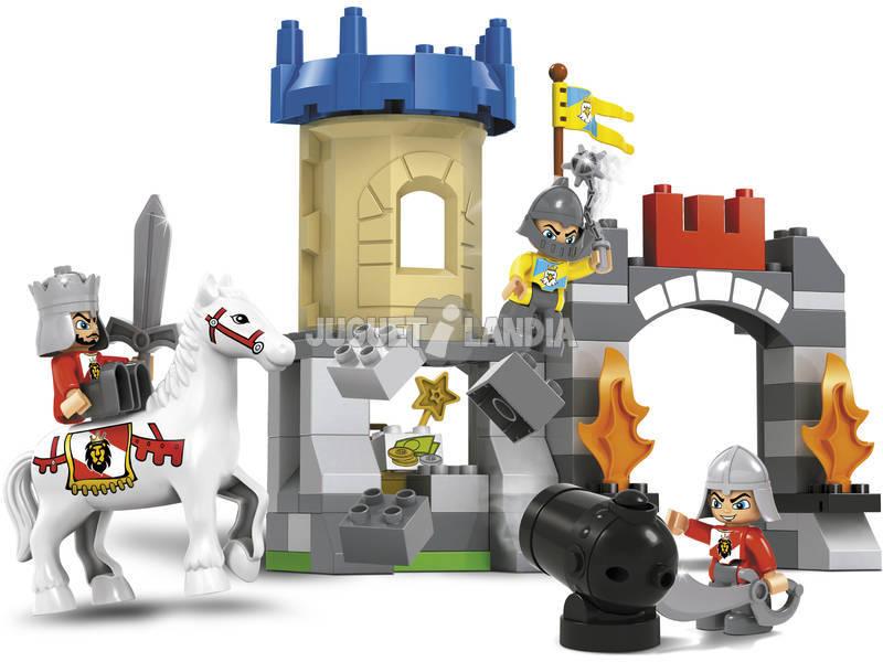 Castelo Medieval 69 Blocos