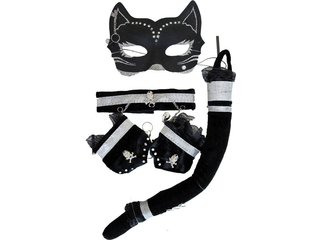 Set Accessoires Petite Chate Sexy