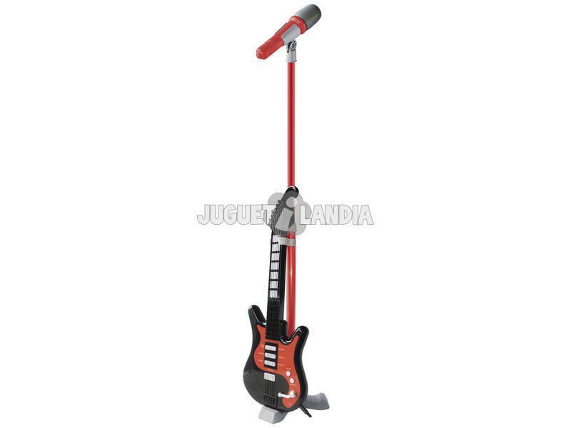 Guitarra con micro