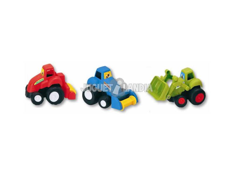 Vehiculos Mini Tractor Granja