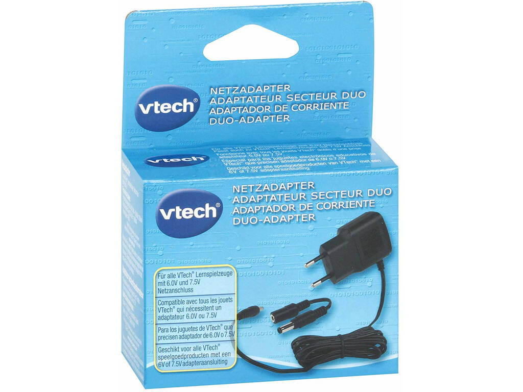 Adattatore 6v 800mA Vtech 2181