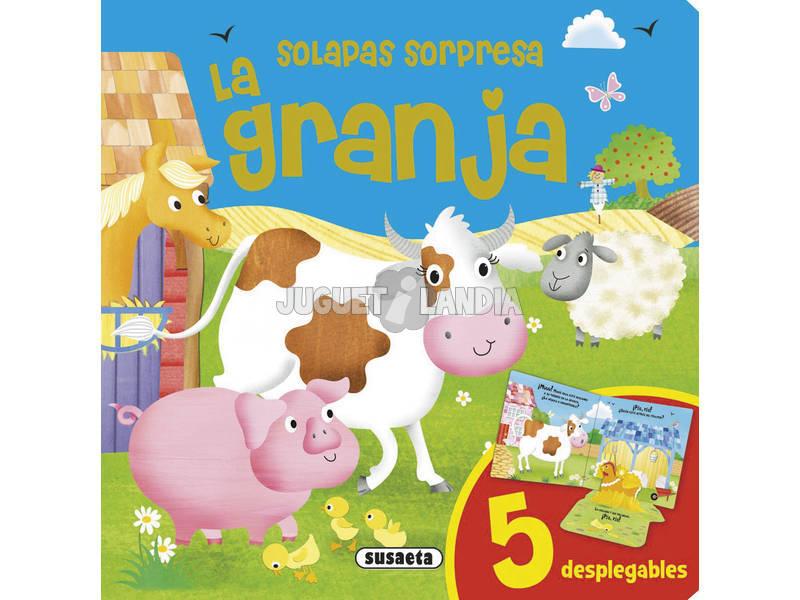 Abas Surpresa ... (2 Livros) Susaeta Ediciones