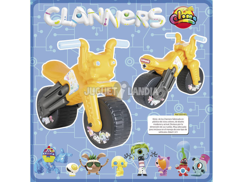 Moto Clanners