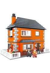 Casa Saloon 588 piezas City
