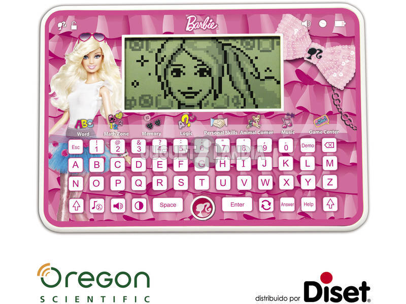 Tablet Barbie