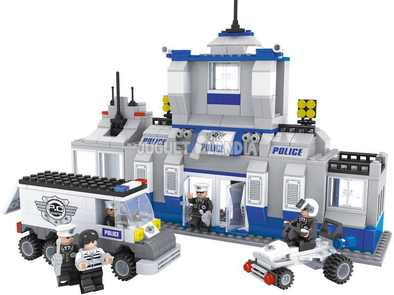 Estación Policía 449 Piezas City