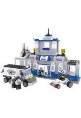 Stazione della Polizia 449  Pezzi City
