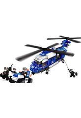 Elicottero della Polizia 599 pezzi City