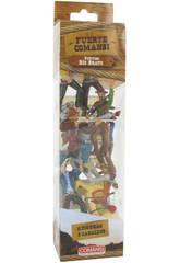 Figurines Oest Comansi
