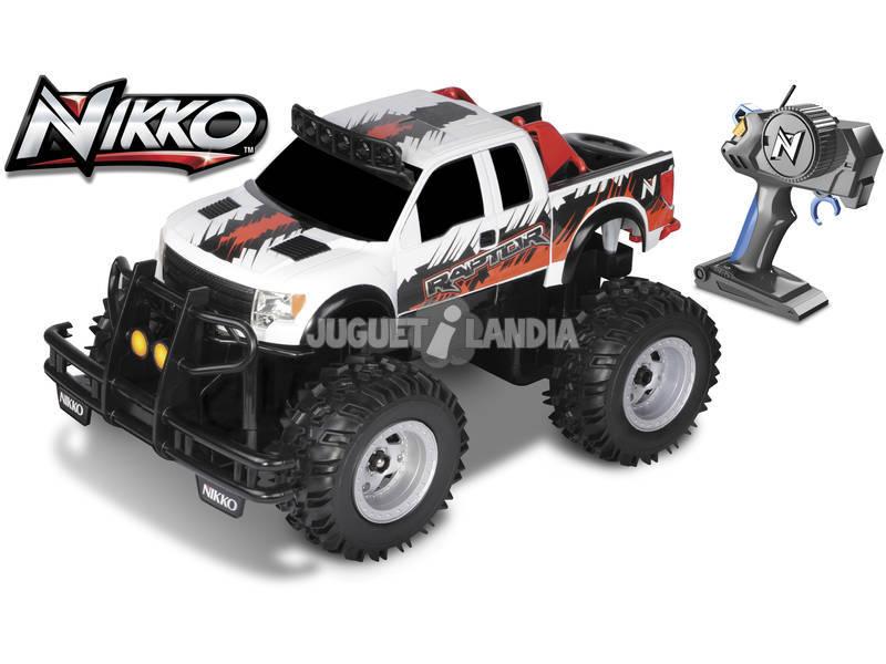 Radio Contrôll Ford F-150 SVT Raptor Nikko 94151