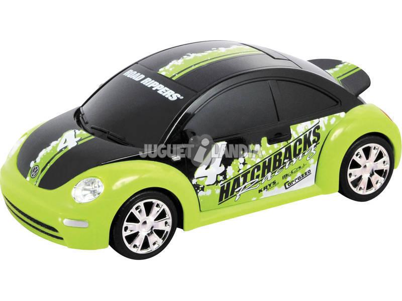 Hatchbaks Volkswagen Beetle. Nikko 33288