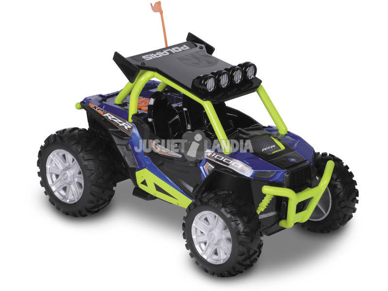 Off Road Rumbler Polaris RZR Azul