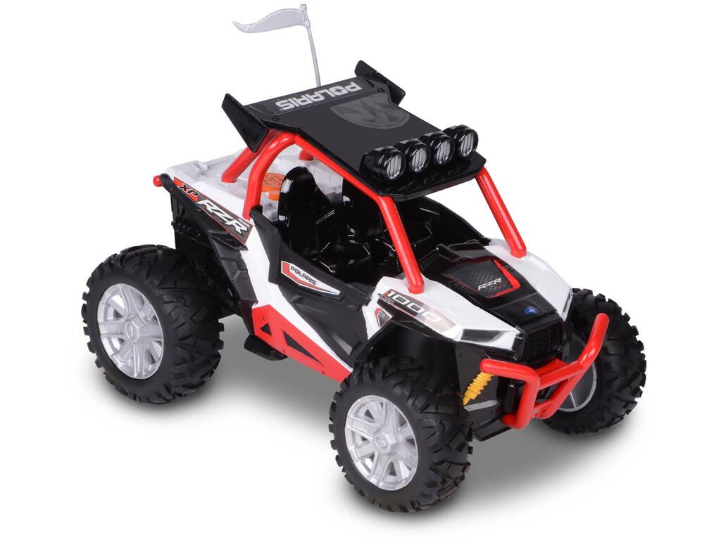 Off Road Rumbler Polaris RZR Rosso
