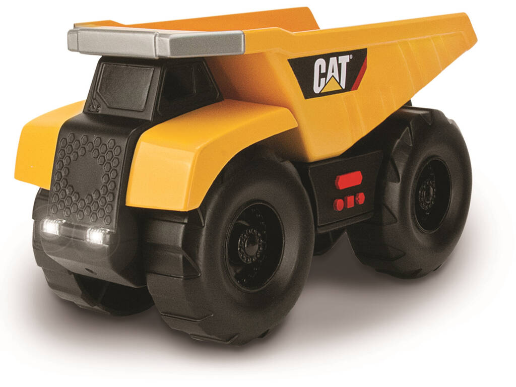 Cat, Camion Big Builder Dump Truck