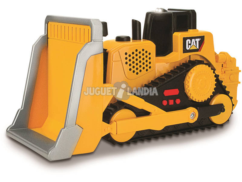 Big Builder Bulldozer