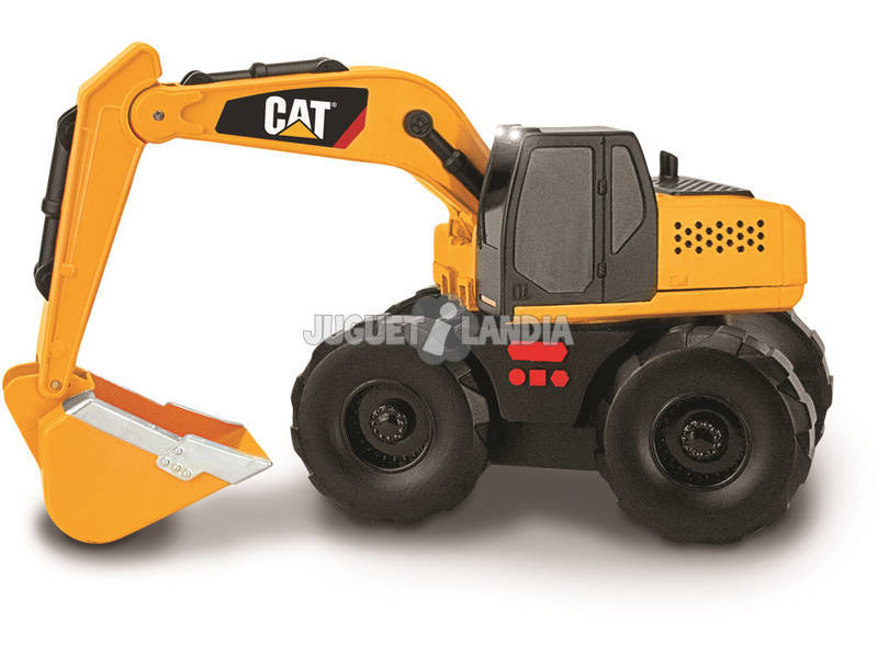 Cat Big Builder Scavatrice