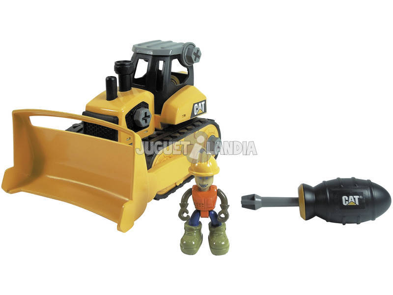 Bulldozer Maker Machine