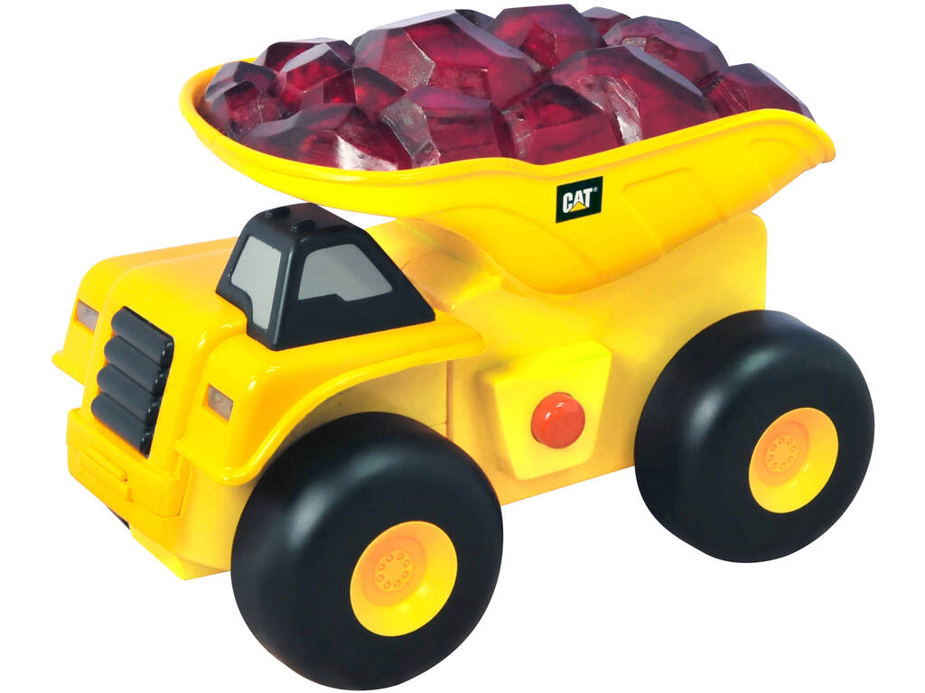 Rumblin Ride Dump Truck