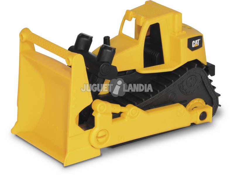 Construcction Crew Bulldozer
