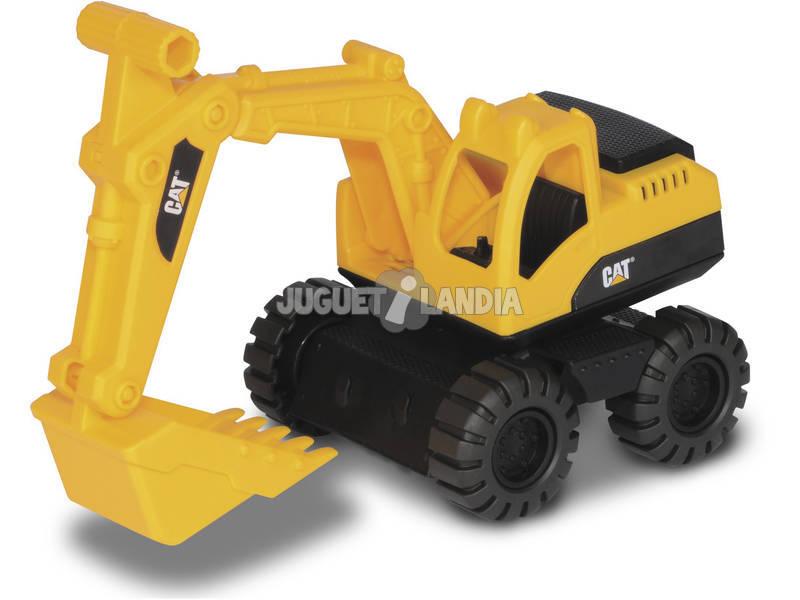 Construcction Crew Excavator