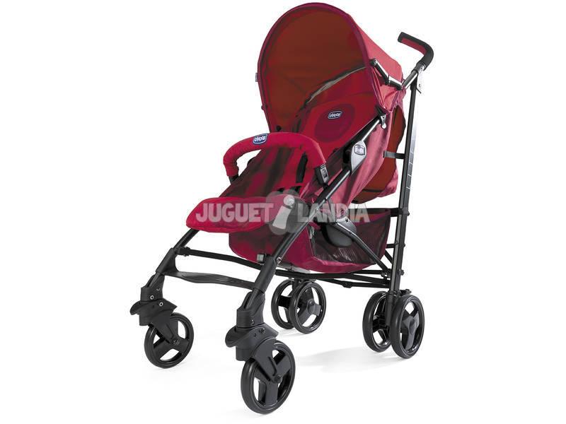 Cadeira de Passeio Liteway Vermelha