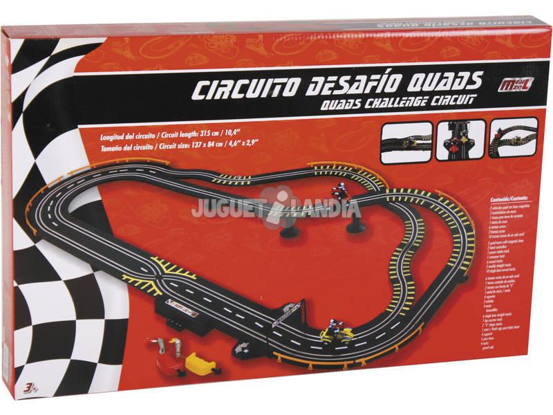 Circuito Desafio Quads