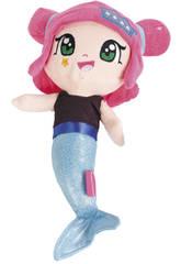 Peluche Pinypon Sirena 25 cm