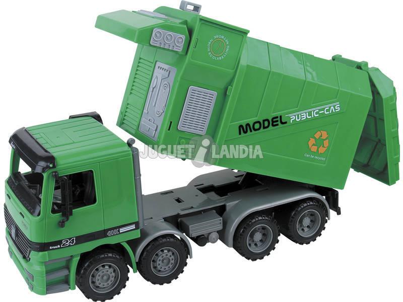 Camião Colecta de Lixo