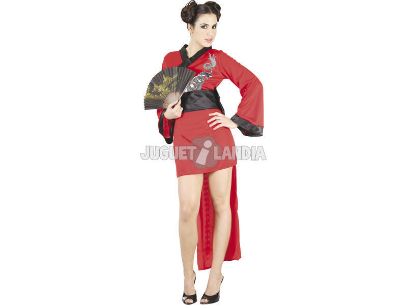 Disfraz Doncella Oriental Mujer Talla L