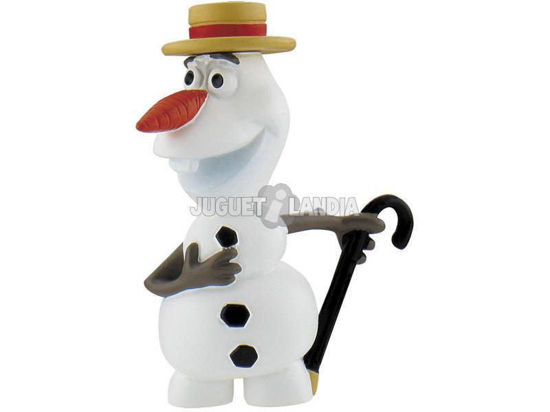 Figura Frozen Olaf con Sombrero