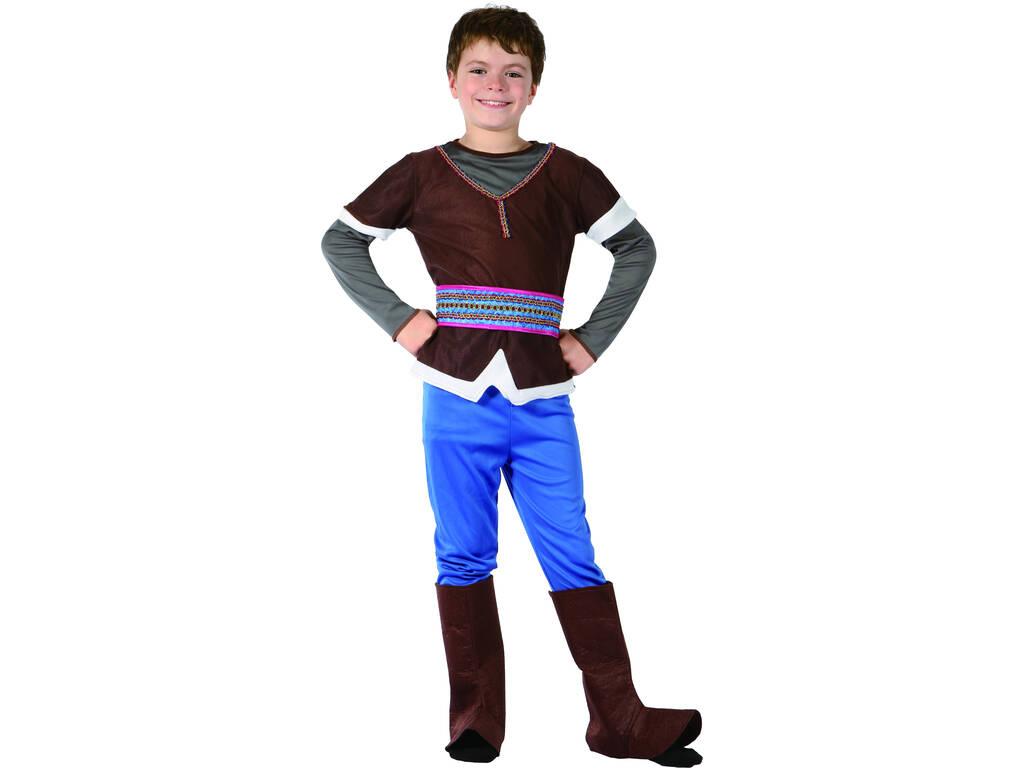 Disfraz Cazador Niño Talla S