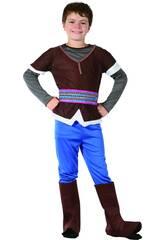 imagen Disfraz Cazador Niño Talla XL
