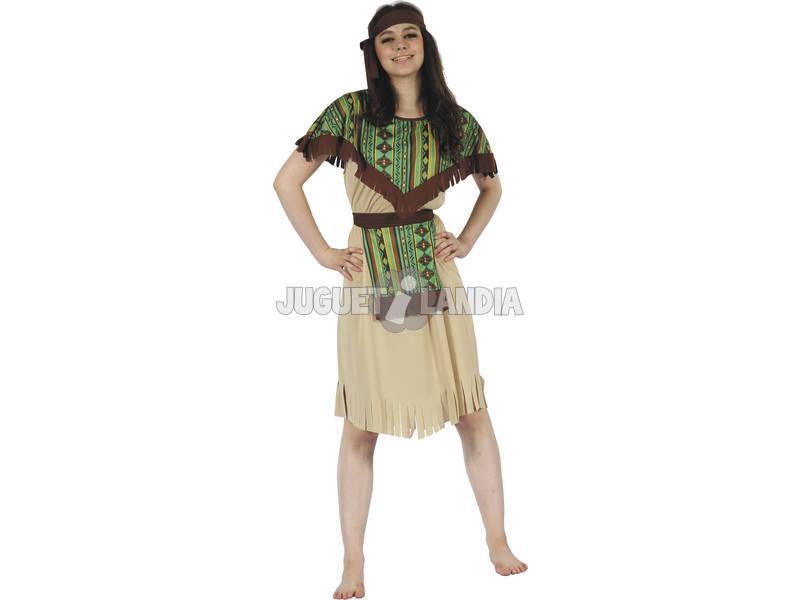 Disfraz India Mujer Talla S