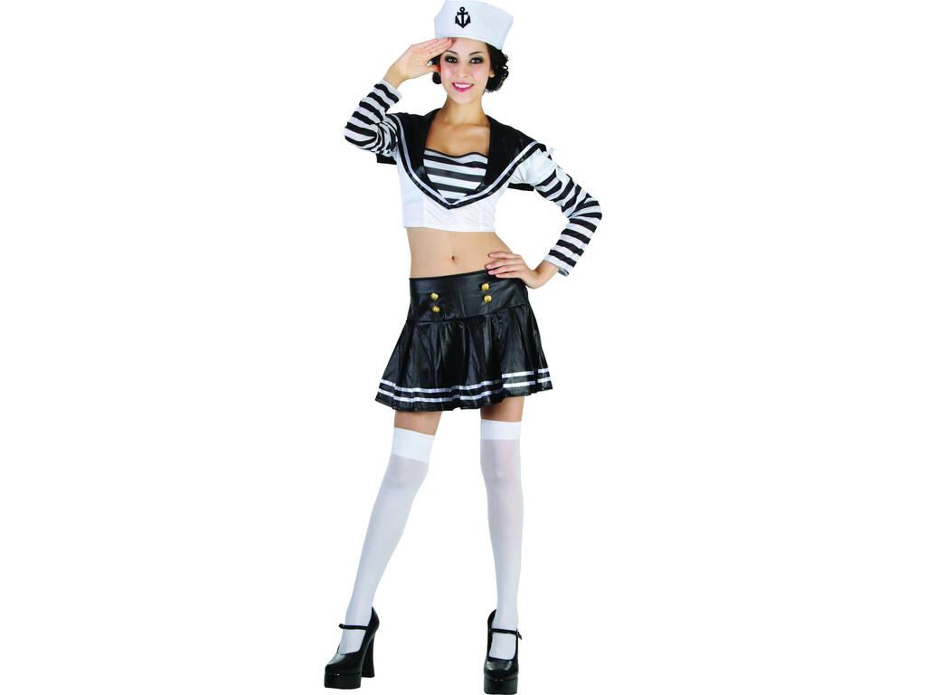 Disfraz Marinera Sexy Mujer Talla XL