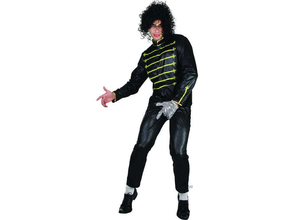 Fantasia estrela do Rock Luva Homem Tamanho XL