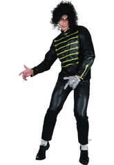 Maschera Star del Rock Guanti Uomo Taglia XL
