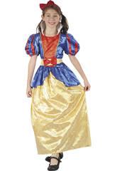 Maschera Principessa Bambina Taglia S