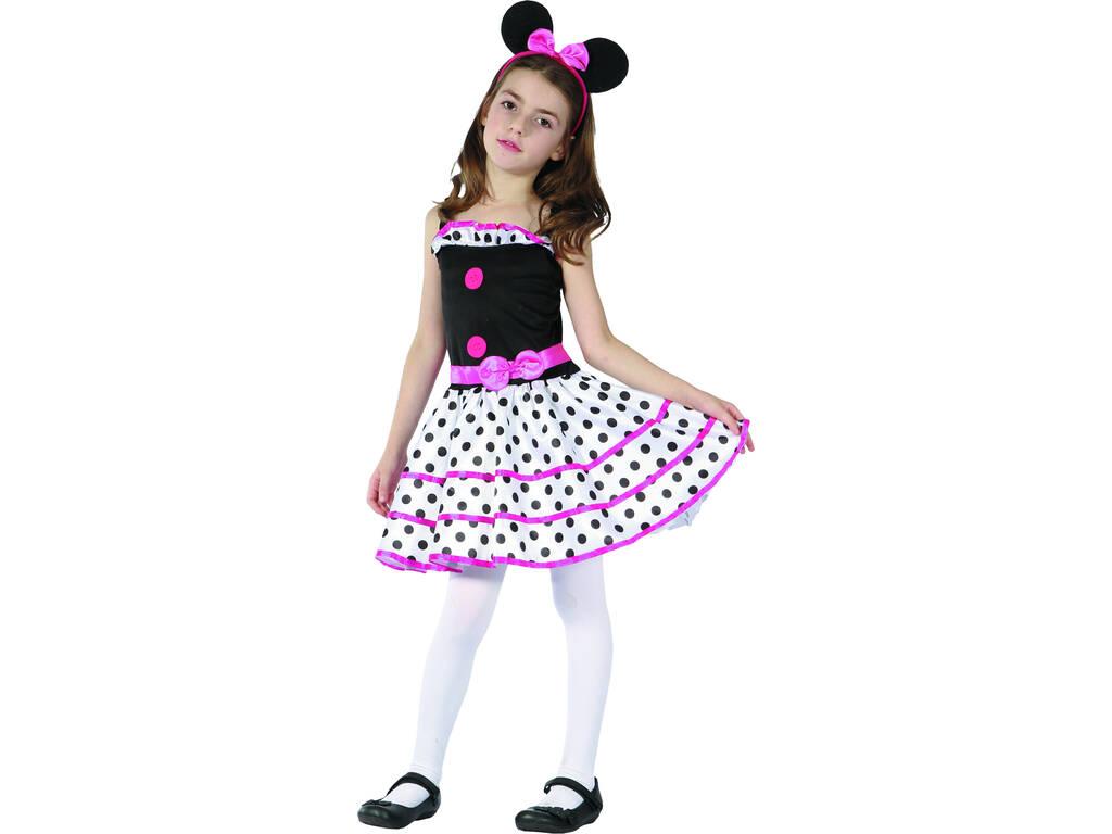 Disfraz Ratoncita Niña Talla L