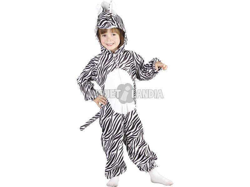 Disfraz cebra beb talla m juguetilandia for Disfraz de cebra