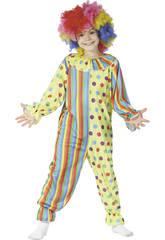 Déguisement Clown Garçon Taille S