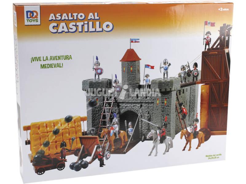 Castello Con Statuette